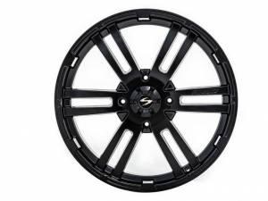 "UTV Tires/Wheels - Wheels - SuperATV - SuperATV, Healy Fast Series 22"" Wheels, 7 inch wide, 4/156"