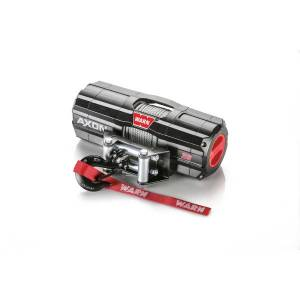Warn AXON 35 POWERSPORT WINCH, 3500 lbs (Wire Cable)