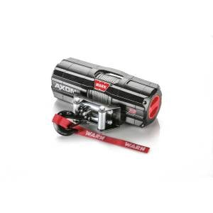 UTV Accessories - UTV Winches/Recovery Ropes - Warn - Warn AXON 35 POWERSPORT WINCH, 3500 lbs (Wire Cable)