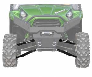 UTV Accessories - UTV Radius Arms - SuperATV - Kawasaki Teryx Atlas Pro Boxed A-Arms