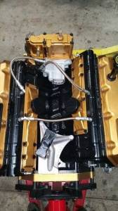 CNC Fabrication HPOP Lines w/ Crossover Line, Ford early (99-03) 7.3L Super Duty Powerstroke