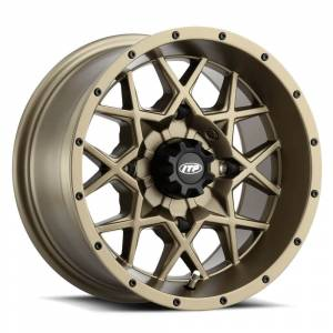 "ITP Tires - ITP, Hurricane Bronze, UTV Wheels - 18x6.5"" wheels, (4/137) 4+2.5 Offset"