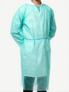 Isolation Gowns, 100 Pack ($3.75-4.50 each) (***Pre-Order Only) - Image 2
