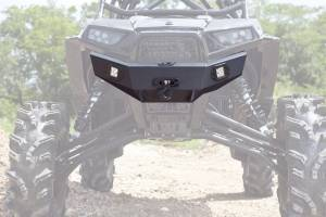 S3 Powersports - S3 POWER SPORTS, RZR XP 1000 / S 900 FRONT WINCH BUMPER