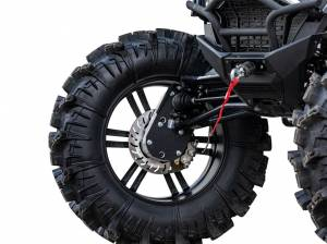 "Portals - Polaris - SuperATV - Polaris RZR PRO XP 8"" Portal Gear Lift, Billet (Without Frame Stiffener)"