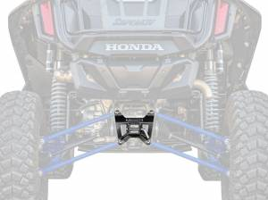 Radius Plates - SuperATV - Honda Talon 1000 Rear Receiver Hitch