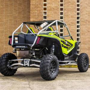 UTV Accessories - UTV Radius Plates & Hitch - S3 Powersports - S3 POWER SPORTS, Honda Talon HD Pull Plate