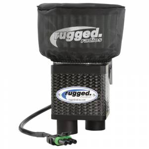 UTV Accessories - UTV Particle Separator/ Intake - Rugged Radios - Rugged Radios M3 Two Person Air Pumper