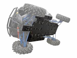 UTV Frame/ Chassis - Skid Plates - SuperATV - Polaris RZR XP 1000 Full Skid Plate (2016+)