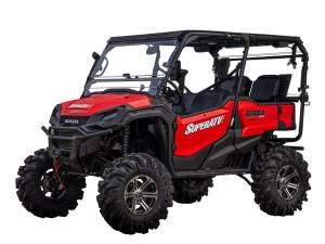 "UTV/ATV - UTV Lift Kits/ Portals - SuperATV - Honda Pioneer 1000 6"" Lift Kit (Rhino Axles)"