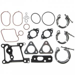 Mahle - Ford MotorcraftTurbo Hardware Install Kit, Ford (2011-14) 6.7L Power Stroke