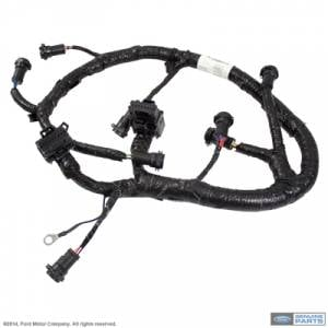 Engine Parts - Engine Wiring - Ford Genuine Parts - Ford Motorcraft FICM Fuel Injector Harness, Ford (2003) 6.0L Power Stroke