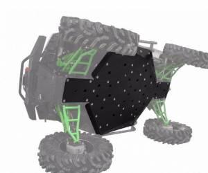 UTV Frame/ Chassis - Skid Plates - SuperATV - Kawasaki Teryx Full Skid Plate