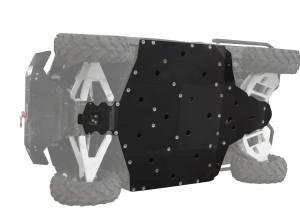 UTV Frame/ Chassis - Skid Plates - SuperATV - Polaris Ranger Full Skid Plate (2 Seater)