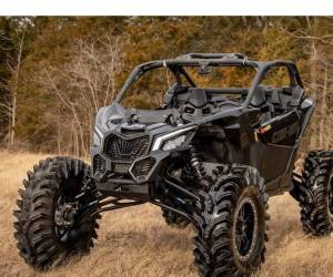 "UTV Accessories - UTV Lift Kits/ Portals - SuperATV - Can-Am Maverick X3, 6"" Lift Kit (Rhino 2.0 Axles)"