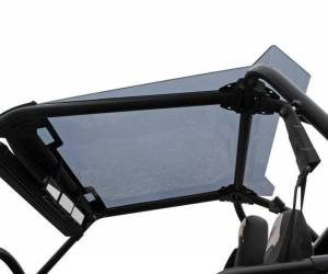 UTV/ATV - UTV Roofs - SuperATV - Polaris RZR 900/900 S /1000 XP /1000 S/Turbo XP Tinted Roof (With Spoiler)