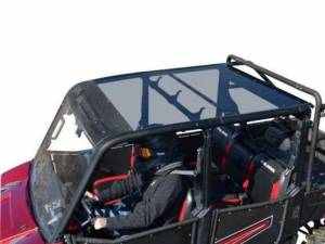 UTV/ATV - UTV Roofs - SuperATV - Polaris Ranger XP 1000 Crew Tinted Roof