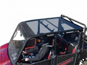 UTV Accessories - UTV Roofs - SuperATV - Polaris Ranger 1000 Diesel Crew Tinted Roof