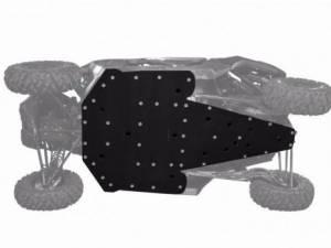 UTV Frame/ Chassis - Skid Plates - SuperATV - Can-Am Maverick X3 Full Skid Plate