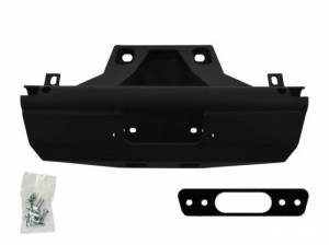 Winches - Winch Accessories & Parts - SuperATV - Can-Am Maverick X3 Winch Mount Plate