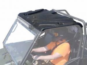 UTV Accessories - UTV Roofs - SuperATV - Polaris Ranger Plastic Roof (Deluxe)