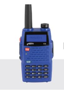 Electronic Accessories - VHF/UHF Radios - Rugged Radios - Rugged Radios V3 Handheld Radio