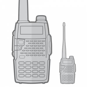 UTV Radios/Audio - Hand Held - Rugged Radios - Rugged Radios V3 Handheld Radio