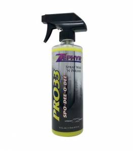 Vehicle Care Products - Zephyr - Zephyr Pro 33 SPO-DEE-O-DEE Spray Wax 'n Polish 16 oz