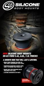S&B - 1999-2003 Ford F-250 / F-350 / F-450 / F-550 7.3L, 5.4L and 6.8L Regular & Extended Cab (6pc kit)