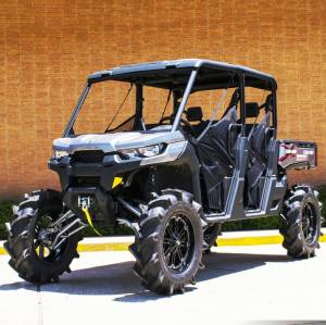 "UTV Accessories - UTV Lift Kits/ Portals - S3 Powersports - S3 POWER SPORTS, Can Am Defender MAX, 8"" Lift Kit"