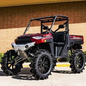 "UTV Accessories - UTV Lift Kits/ Portals - S3 Powersports - S3 POWER SPORTS, Polaris Ranger, 8"" Lift Kit (2018+ Body Styles)"