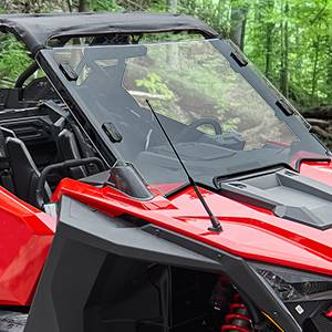 Holiday Super Savings Sale! - APEX Powersports Products Sale Items - APEX Powersports Products - APEX Scratch Resistant Full Windshield, Polaris RZR PRO XP / 4 (2020) Clear