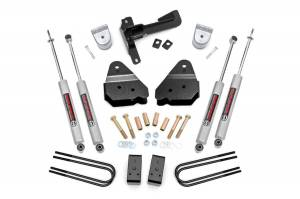 "Steering/Suspension Parts - 3"" Lift Kits - Rough Country - Rough Country 3"" Suspension Lift Kit, Ford (2017-20) F-250, 4WD"