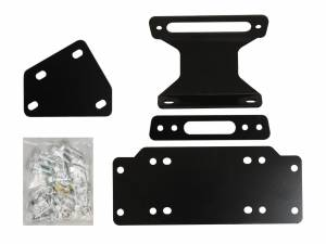 Winches - Winch Accessories & Parts - SuperATV - Yamaha Viking Winch Mounting Plate