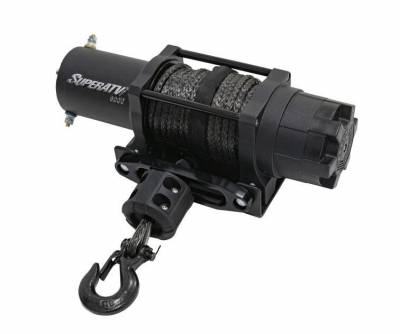 UTV Accessories - UTV Winches/Recovery Ropes - Winches