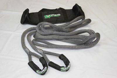 UTV Accessories - UTV Winches/Recovery Ropes - Recovery Ropes/Shackles