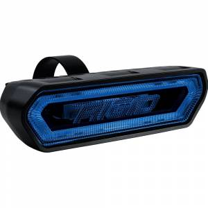 Off-Road Lighting - LED Lights - Rigid Industries - Rigid Industries Chase Rear-Facing Tail Light (Blue)
