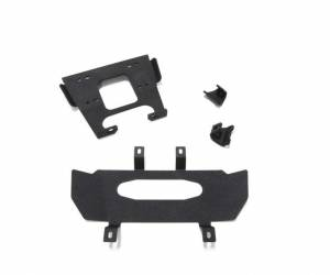 Winches - Winch Accessories & Parts - SuperATV - Polaris Ranger XP Turbo, Winch Mounting Plate (2019+)