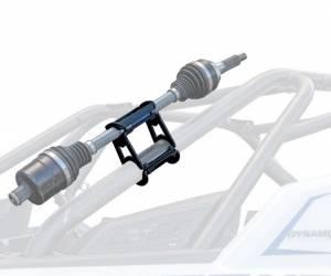 UTV Accessories - Roll Bar Accessories - SuperATV - Spare Axle Cage Mount (2 inch)