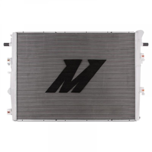 Engine Parts - Coolant System Parts - Mishimoto - Mishimoto Aluminum Primary Radiator, Ford (2017-21) 6.7L Power Stroke