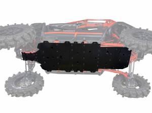 UTV Frame/ Chassis - Skid Plates - SuperATV - Honda Talon 1000X-4, Full Skid Plate