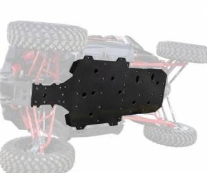 UTV Frame/ Chassis - Skid Plates - SuperATV - Honda Talon 1000, Full Skid Plate