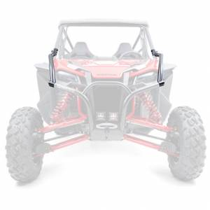 HMF Racing - HMF Exo Guards, Honda Talon 1000 R/X (Red)