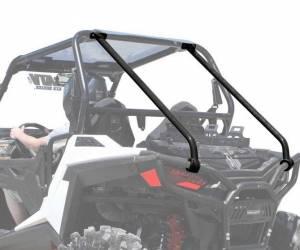 UTV Accessories - Roll Bar Accessories - SuperATV - Polaris RZR S 1000 Rear Cage Support