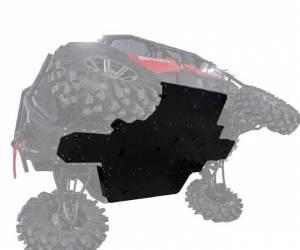 UTV Frame/ Chassis - Skid Plates - SuperATV - Honda Pioneer 1000 Full Skid Plate
