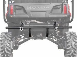 UTV Accessories - UTV Bumpers - SuperATV - Honda Pioneer 1000-5 Rear Bumper