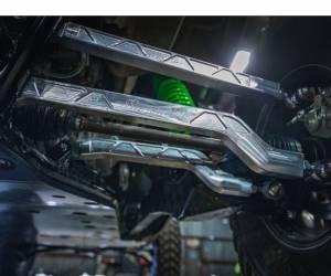 UTV Accessories - UTV Radius Arms - SuperATV - Kawasaki Teryx KRX 1000 High Clearance Billet Aluminum Radius Arms