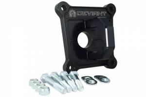 Radius Plates - Deviant Race Parts - Deviant Race Parts, Polaris RZR XP 1000, XP Turbo, Radius Arm Plate with D-Ring, (2017-19)