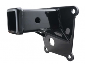 "Radius Plates - Deviant Race Parts - Deviant Race Parts, Polaris RZR Turbo S, Radius Arm Plate with 2"" Receiver (2018+)"