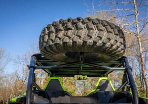 Tire Racks - SuperATV - Honda Talon 1000X, Spare Tire Carrier